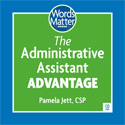 'The Administrative Assistant Advantage' audio CD