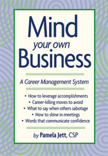 'Mind Your Own Business' audio CD